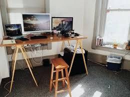 Coolest Office Furniture by Best Office Furniture Setup Home Office Set Up Scandinavian Design