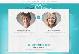 the best wedding websites amazing 70 best wedding website templates free amp premium