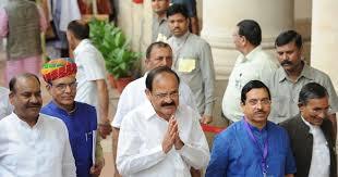 President Weekend Weekend Fix Venkaiah Naidu Biggest Challenge As Vice President