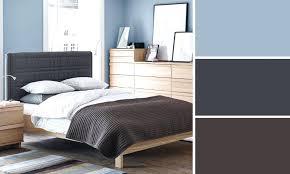 chambre bleu et gris chambre bleu gris peinture bleu roi deco chambre bleu gris blanc