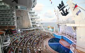 Allure Of The Seas Floor Plan Oasis Of The Seas Deck Plans Ship Layout U0026 Staterooms Cruise Critic
