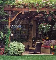 Flowers For Backyard by 22 Backyard Patio Ideas That Beautify Backyard Designs