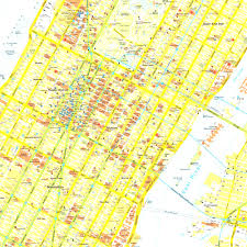 Maps And Direction Street Map New York City Nyc Usa Maps And Directions At At