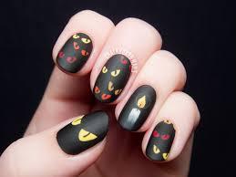 nail art customisation vampire knight nails nailartexpress com