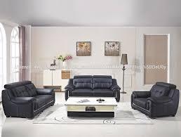 canapé de bureau nouveau design italien classique coupe canapé en cuir ensemble