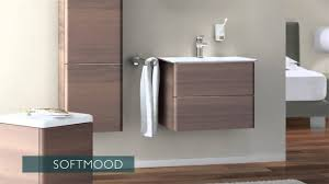 Ideal Standard Bathroom Furniture by Ideal Standard Softmood Youtube