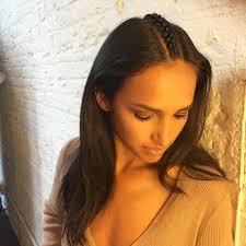 how to braid hair with middle part coachella braid inspiration ideas coachella braid tips and