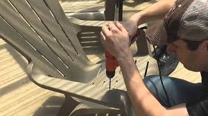 Armchair Drink Holder How To Add A Cup Holder To An Adirondack Chair Youtube