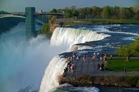 Niagara Falls State Park Map by Niagara Falls State Park Niagara Falls Ny 14303