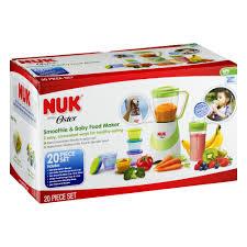 nuk smoothie u0026 baby food maker with accessories walmart com