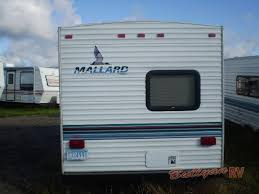 used 1998 fleetwood rv mallard 19n travel trailer at bullyan rv