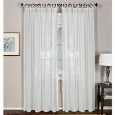 buy white sheer panel from bed bath u0026 beyond