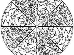 27 mandala coloring pages free printable adults free coloring