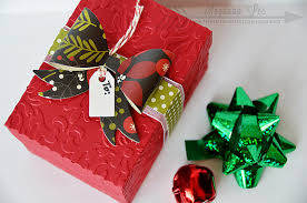 pre wrapped gift boxes christmas christmas gift box craftwell