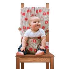 chaise bébé nomade chaise nomade bébé totseat apple maman naturelle ma beauté