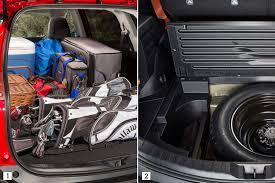 toyota rav4 spare tire 2014 toyota rav4 our review cars com