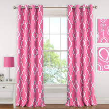 peach curtains u0026 drapes window treatments the home depot
