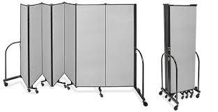 room dividers in stock uline