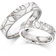 rings pictures weddings images Wedding rings alternative material trends purely diamonds jpg