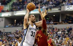 memphis grizzlies 5 trades involving marc gasol and the boston