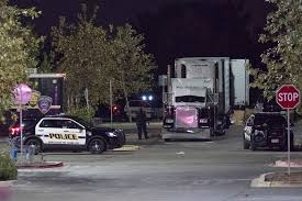 Fema Travel Trailers For Sale In San Antonio Texas Several Found Dead In Truck At Walmart In U0027human Trafficking Crime