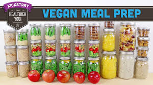 vegan meal prep for the week mind over munch kickstart 2016