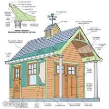 Free Diy Shed Plans by 14 Awesome Diy Garden Sheds Plans Gardens Backyard And Outdoor