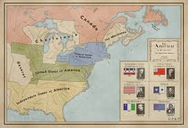United States Map Of America by Alternate History Maps Of America Alternate History History And