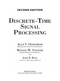 discrete time signal processing by alan v oppenheim pdf