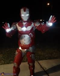 Iron Man Halloween Costume Man Costume