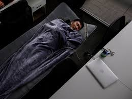 Sleep Number Bed Headquarters Chinese Tech Workers Sleep In Offices Business Insider