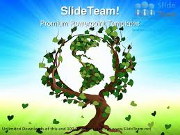 green world tree earth powerpoint templates themes and backgrounds