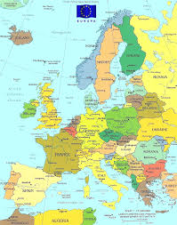 Maps Good Download Good Map Of Europe Major Tourist Attractions Maps Best