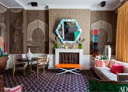 Drake Design Home Decor 20 Top Designers Show Us Their Living Rooms Photos Architectural