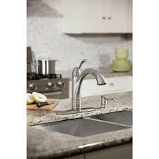 moen boutique kitchen faucet moen walden faucet 87045msrs