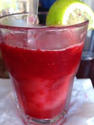 raspberry margarita french fries the functional foodie
