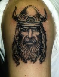 become stylish with amazing viking tattoos