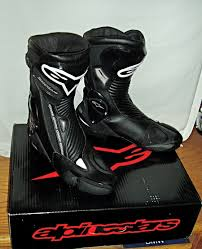 motorcycle boots review product review alpinestars smx plus performance racing boots