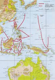 Ww2 Map Battle Of Cape Gloucester Purpose Of The Fighting