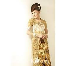 wedding dress kebaya indonesia kebaya fashion show kebaya 2 tone for wedding dress