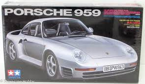 tamiya porsche 959 sports car 24065 1 24 plastic model car kit
