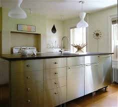 Clean Stainless Steel Kitchen Cabinets IKEA  Storage Cabinet Ideas - Stainless steel kitchen cabinets ikea