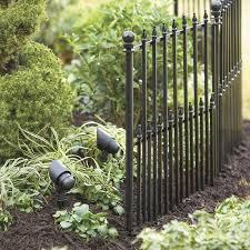 best 25 steel fence panels ideas on aluminum fence