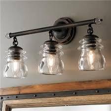 Traditional Bathroom Lighting Fixtures Eye Catching Bathroom Astonishing Farmhouse Light
