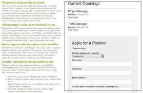 How Do You Write A Resume For Your First Job by Resumator 19 Resumator Job Form Jpg