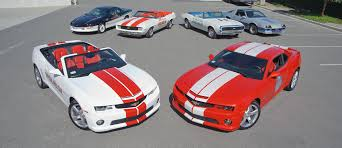 chevy camaro through the years the paddock the thrill of the pace 45 years of camaro pace cars