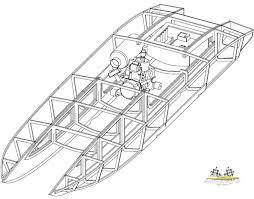 free rc plans rc catamaran plans free more download boat plans
