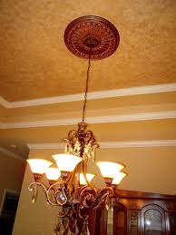 Light Fixture Ceiling Medallion by Ceiling Medallions Custom Faux Ceiling Medallions Central Nj
