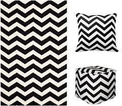 Chevron Print Area Rugs by Black And White Chevron Area Rug Rug Designs