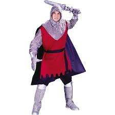 medieval knight halloween costume one size up to 200 lbs